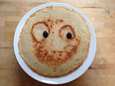 Paleo pancake