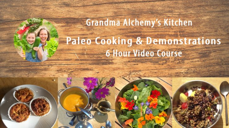 Paleo Cooking & Demonstrations